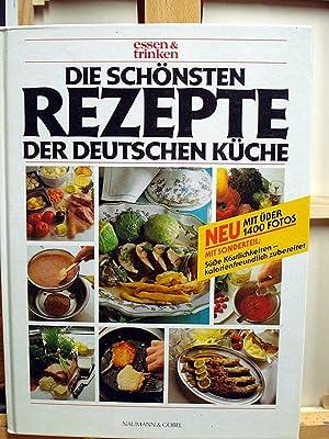 Die Schönsten Rezepte Der Deutschen Küche Essen U0026 Trinken. [Red. U.  Produktion