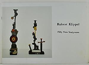 Robert Klippel Fifty New Sculptures Watters Gallery: Klippel, Robert