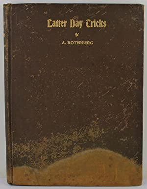 Latter Day Tricks 1st Edition 1896