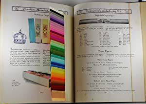 Dennison's Dealers' Catalogue 1924-1926 shipping and system tags marking tags and devices...