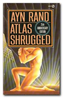 Ayn Rand Atlas Shrugged Book