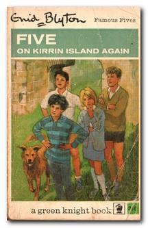 Five On Kirrin Island Again: Blyton, Enid