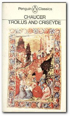 troilus and criseyde essays Chaucer and the poets: an essay on troilus and criseyde by winthrop wetherbee (review) john v fleming studies in the age of chaucer, volume 7, 1985, pp 262-267 (review.