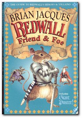 Redwall Friend And Foe: Jacques, Brian