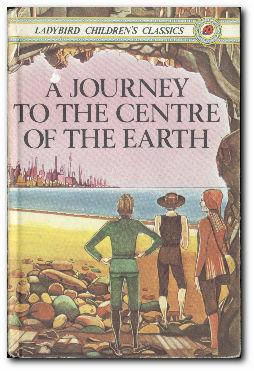 A Journey To The Centre Of The: Verne, Jules; Faraday,