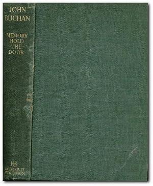 Memory, Hold the Door: Buchan, John