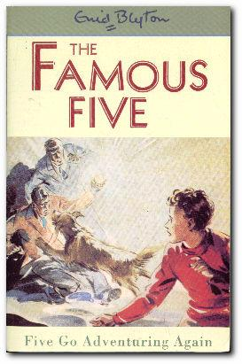 Five Go Adventuring Again By Enid Blyton Abebooks
