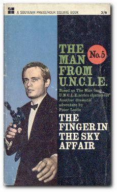 The Man From U.N.C.L.E. - The Finger: Leslie, Peter