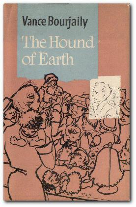 The Hound Of Death: Bourjaily, Vance
