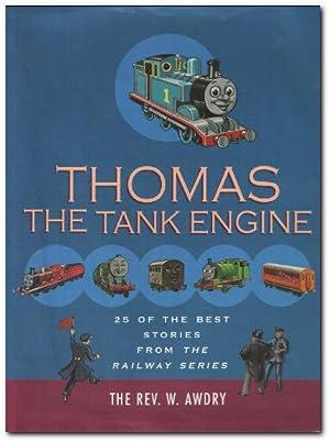 Thomas The Tank Engine 25 of the: Awdry, The Rev