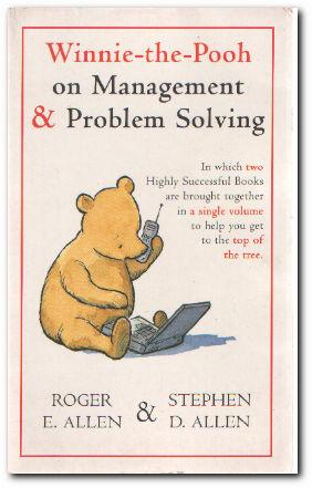 an analysis of roger e allens book winnie the pooh management Winnie-the-pooh on management has 189 ratings and 21 reviews  i wouldn't recommend this book for either management, or a winnie the pooh fan  books by roger e.