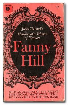 Fanny Hill Memoirs of a Woman of: Cleland, John