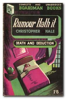 Rumour Hath It: Hale, Christopher
