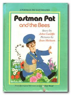 Postman Pat And The Bees: Cunliffe, John