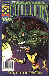 Marvel Chillers: The Pryde And Terror Of: Macchio, Ralph