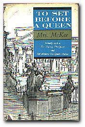 To Set Before The Queen: McKee, Alma
