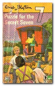 Secret seven adventure by enid blyton.