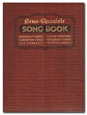 News Chronicle Song Book Community Songs, Negro: Ratcliff, T P