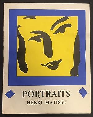 Portraits: Henri Matisse