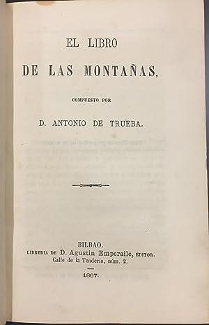 El Libro de las Montañas: Antonio de Trueba