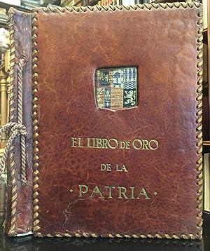 El Libro de Oro de la Patria. Pais Vasco
