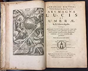 Ars Magna Lucis et Umbrae.: Athanasius Kircher