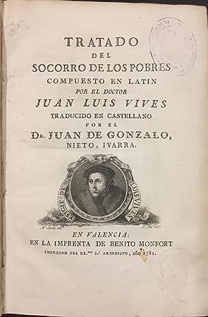 Tratado de los Socorros de los Pobres: Juan Luis Vives