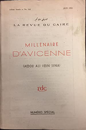 Millenaire d' Avicenne (Abou Ali Ibn Sina)