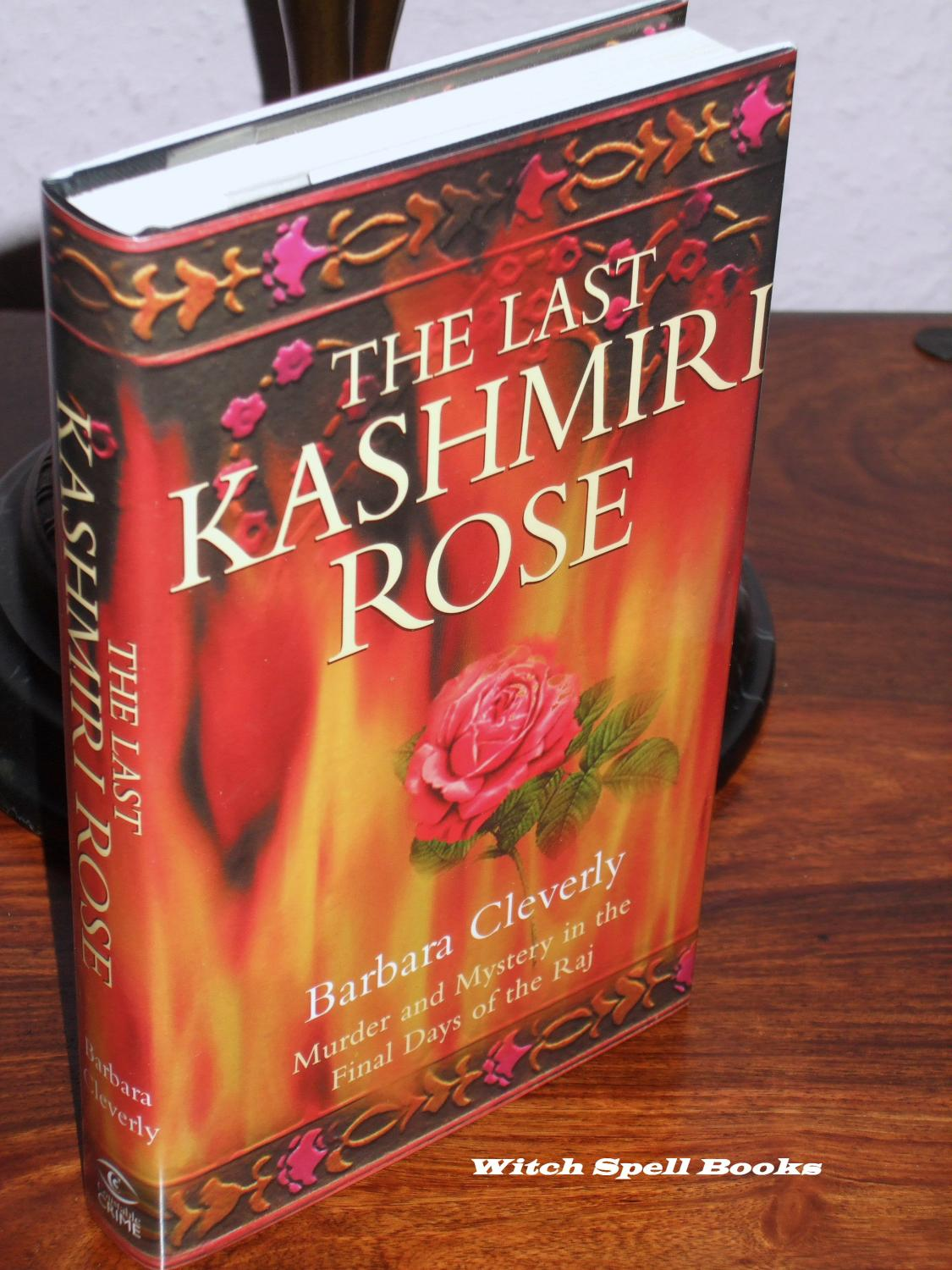 The Last Kashmiri Rose For The Discerning Collector A