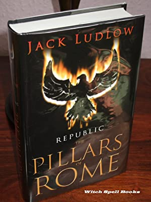 Republic : The Pillars of Rome :++++FOR THE DISCERNING COLLECTOR A SUPERB UK SIGNED, STAMPED WITH...