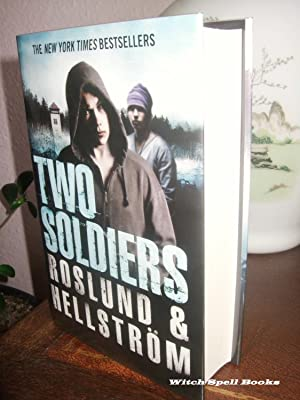 Two Soldiers : ++++FOR THE DISCERNING COLLECTOR, A BEAUTIFUL UK DOUBLE SIGNED, PRE PUBLICATION DA...