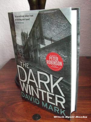 The Dark Winter : +++FOR THE DISCERNING COLLECTOR, A BEAUTIFUL UK SIGNED AND DATED FIRST EDITION,...