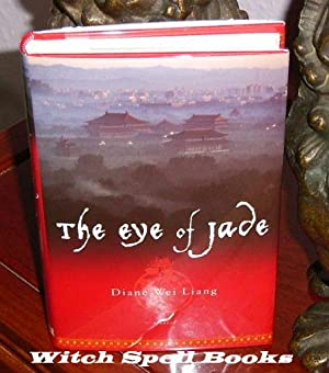 The Eye of Jade : +++FOR THE DISCERNING COLLECTOR A SUPERB SIGNED UK FIRST EDITION, FIRST PRINT H...