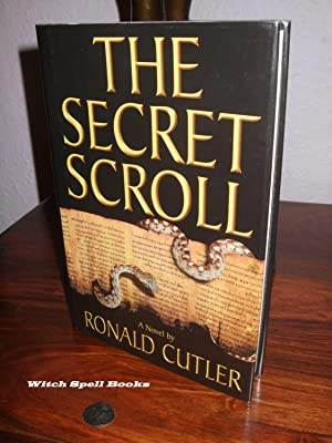 The Secret Scroll : +++FOR THE DISCERNING COLLECTOR, A SIGNED ,DATED AND WITH A WRITTEN QUOTE FRO...