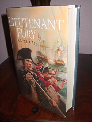 Lieutenant Fury : +++FOR THE DISCERNING COLLECTOR A SUPERB SIGNED AND NUMBERED UK FIRST EDITION, ...