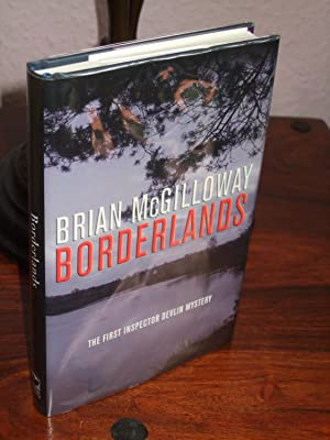 Borderlands : +++FOR THE DISCERNING COLLECTOR A BEAUTIFUL UK SIGNED AND PRE- PUBLICATION DATED UK...