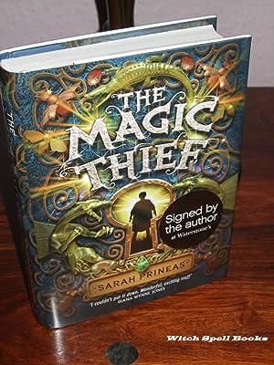 The Magic Thief : ++++FOR THE DISCERNING: Prineas,Sarah