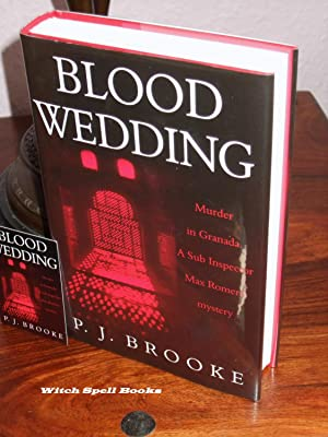 Blood Wedding : +++FOR THE DISCERNING COLLECTOR A BEAUTIFUL UK DEBUT SIGNED BY BOTH AUTHORS, DATE...