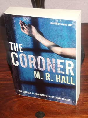 The Coroner : Jenny Cooper Book 1 : ++++FOR THE DISCERNING COLLECTOR, A SCARCE SIGNED AND DATED U...