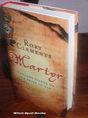 Martyr : John Shakespeare Book 1:++++FOR THE DISCERNING COLLECTOR A BEAUTIFUL UK SIGNED AND NUMBE...