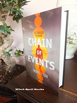 Chain of Events : ++++FOR THE DISCERNING COLLECTOR, A BEAUTIFUL UK SIGNED AND PRE PUBLICATION DAT...