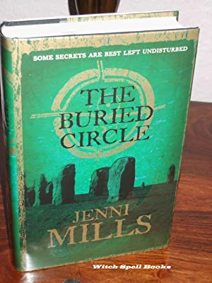 The Buried Circle : +++FOR THE DISCERNING COLLECTOR A BEAUTIFUL UK SIGNED,DATED AND WITH A WRITTE...