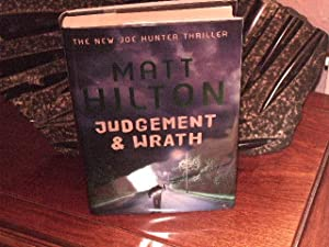 Judgement & Wrath : +++FOR THE DISCERNING COLLECTOR A SUPERB UK SIGNED, PUBLICATION DATED AND WIT...