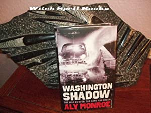 Washington shadow : Peter Cotton Book 2 : ++++ FOR THE DISCERNING COLLECTOR A BEAUTIFUL UK SIGNED...