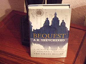 Bequest : ++++FOR THE DISCERNING COLLECTOR A BEAUTIFUL UK SIGNED ,PRE PUBLICATION DATED, FIRST ED...