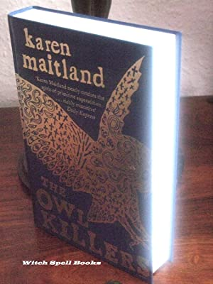 The Owl Killers : +++FOR THE DISCERNING COLLECTOR A BEAUTIFUL LIMITED UK SIGNED,DATED AND NUMBERE...