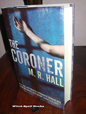 The Coroner: ( Jenny Cooper Book 1):++++FOR THE DISCERNING COLLECTOR, A BEAUTIFUL UK SIGNED AND N...