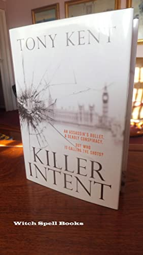 KILLER INTENT:++++FOR THE DISCERNING COLLECTOR, A BEAUTIFUL UK SIGNED,DATED AND NUMBERED OUT OF J...
