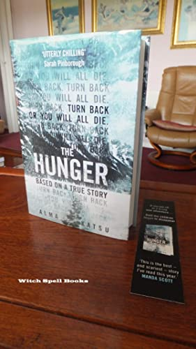 The Hunger:++++FOR THE DISCERNING COLLECTOR, A BEAUTIFUL UK SIGNED AND NUMBERED (OUT OF 250) FIRS...