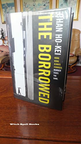 The Borrowed:++++FOR THE DISCERNING COLLECTOR, A BEAUTIFUL UK FIRST EDITION, FIRST PRINT HARDBACK...